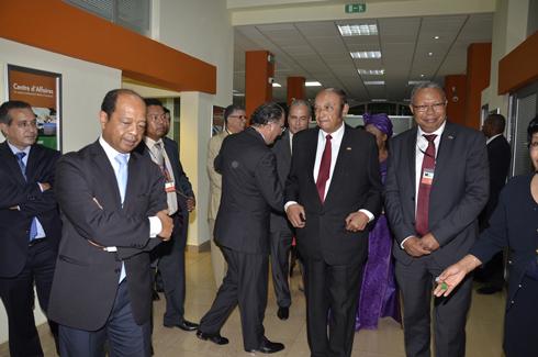 BOA Madagascar : Nouveau centre d'affaire à Ivandry