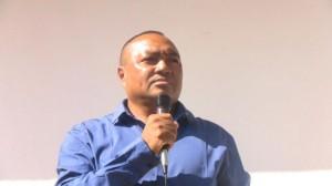 José Randrianary, vice-président de l'Alliance pour la Restauration de la Démocratie.