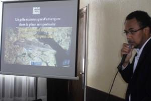 Rafanoharantsoa Arinesa, un Expert en planification territoriale du Cabinet Rafanoharana donnant des détails sur ce projet ambitieux qu'est le PACOIA.