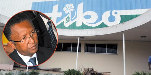Hery Rajaonarimampianina : Ordre pour la protection des biens du groupe TIKO