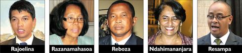 Nouveau PM : Des noms dans la liste noire de la communauté internationale