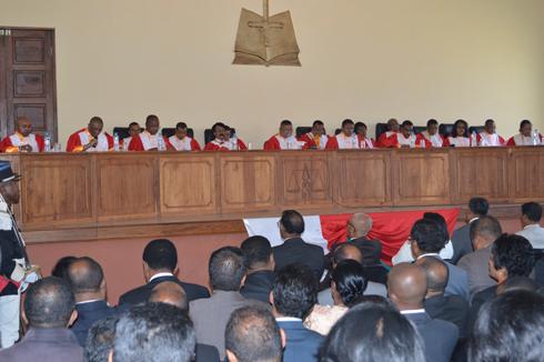 Législatives : 2 candidats disqualifiés, résultats annulés dans 4 districts et 49 sièges pour MAPAR