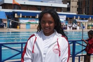 Hanta Valisoa Raharvel figure désormais parmi les valeurs sûres de la natation.