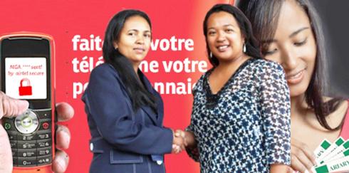 Airtel Money-APEM PAIQ : Remboursement des prêts par mobile money