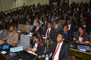 Le bras de fer MAPAR – PMP à Tsimbazaza ne sera pas résolu dans les jours qui viennent.