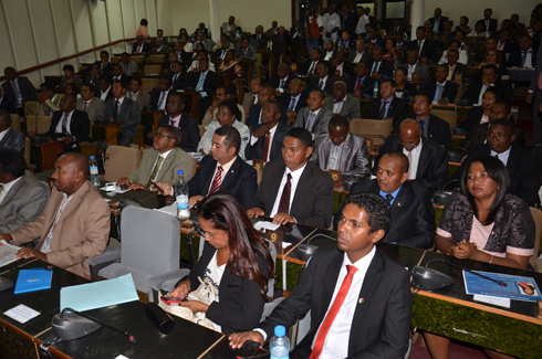 Dissolution du Bureau permanent : « Tsimbazaza n'a pas encore été notifié », dixit Christine Razanamahasoa