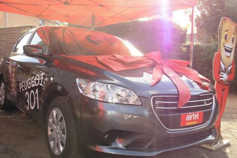 Jeu Airtel money: La Peugeot 301 au 0331206484
