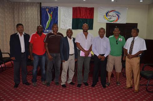 Handball CCCOI : A Madagascar du 27 novembre au 7 décembre