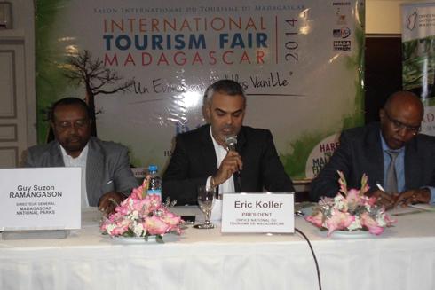 ITM 2014 : Les Parcs Nationaux à valoriser