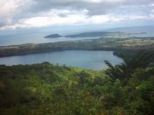 Le lac sacré fait partie des attractions touristiques à l'intérieur de Nosy-Be.