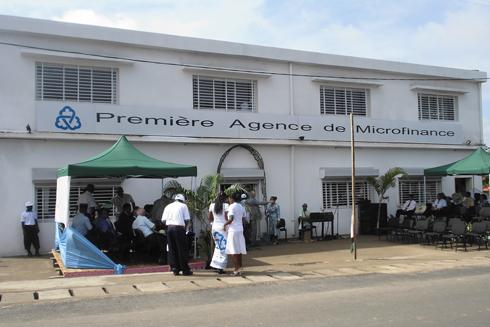 Microfinance : La PAMF  ouvre son premier centre régional à Antsohihy