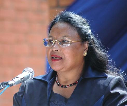 Portrait : Rocquie Evelyne Rabemanantsoa, Présidente du Conseil d'Administration de l'Université d'Antananarivo