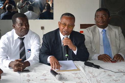 Premier ministre : Des natifs de régions derrière Jules Etienne