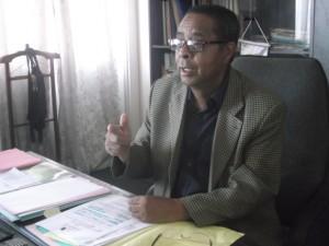 «Il faut que tout le monde sache que les offres d'emploi crédibles sont uniquement celles qui comportent le cachet du MinFop», affirme Samuëlson Ramanitriniony.