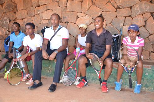 Tennis sport études : Quatre jeunes à la recherche de l'excellence