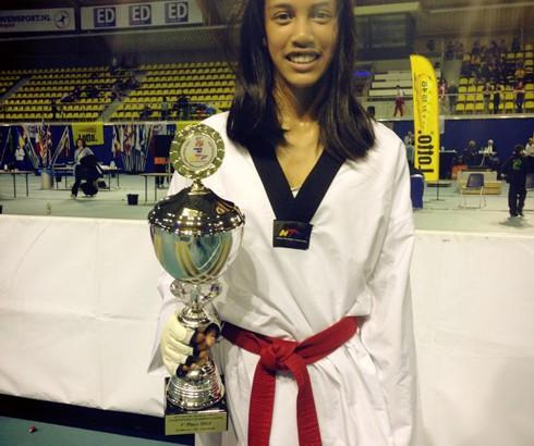 Taekwondo – Open Pays-Bas : Tiavo Randrianisa remporte le trophée d'or