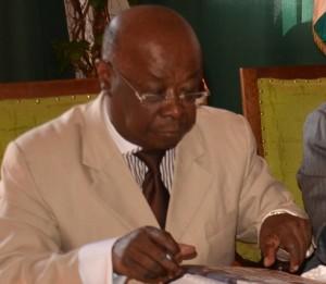 Imbiki Anaclet estime qu'il devrait y avoir une approche consensuelle entre le président de la République et le groupe majoritaire. (Photo d'archives)