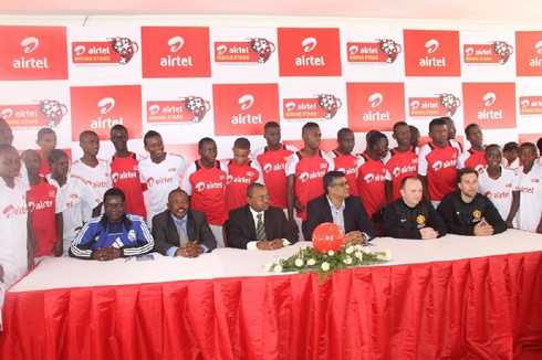 Stage de Football d'Airtel : Deux malgaches en Tanzanie