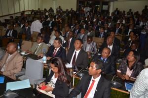 La prochaine session ordinaire de l'Assemblée aura lieu le 6 mai prochain.