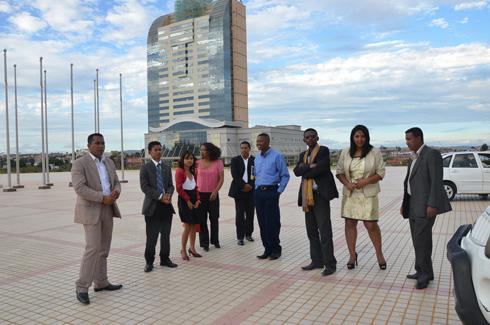 Jeunes HVM : Formation en leadership