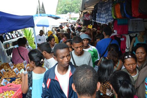 Grande Braderie de Madagascar : Un lieu de lancement des produits pour les entreprises Jour J pour la Grande Braderie de Madagascar qui débute ce jour au Palais des Sports.