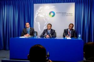 Intervention du président Hery Rajaonarimampianina au sommet Afrique/UE.