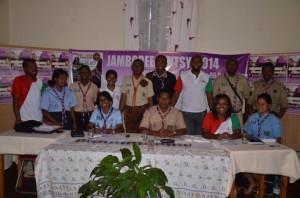 Les organisateurs de la Jamboree à Madagascar sont prêts à accueillir les invités.