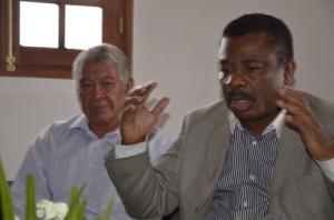 L'ancien ministre Tabera Randriamanantsoa figure parmi les Premier ministrables de la Quatrième République.