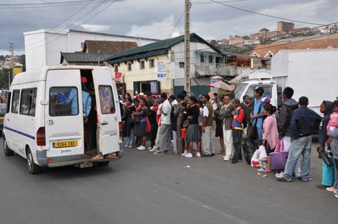 Transports suburbains et régionaux : Nouveaux tarifs appliqués