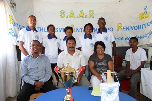 Athlétisme – Meeting de Saint-Denis : La section apporte sa contribution aux athlètes