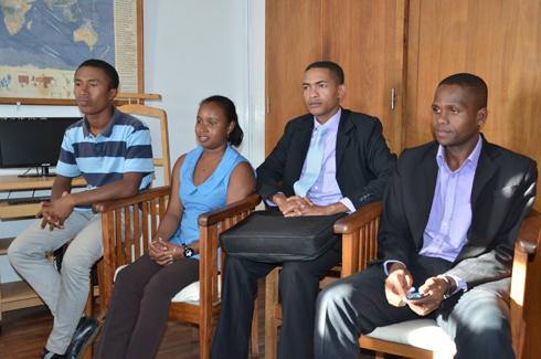 Nomination des ministres originaires du Nord : Reconnaissance des étudiants de la province d'Antsiranana