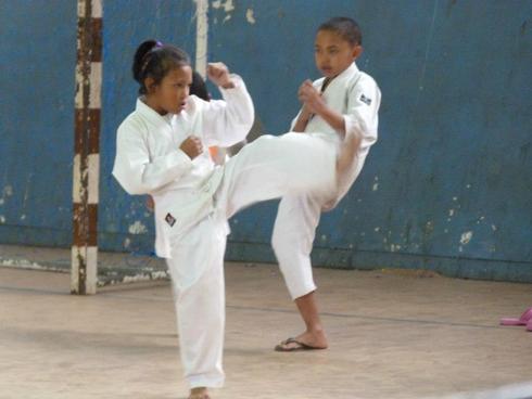 Karate / 20e Anniversaire Makawa : L'AKKA a pris sa revanche