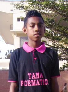 Sanda Rakotoarimanana est un inconditionnel de CR7.