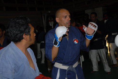 Yoseikan Budo : Willy Torpos est dans la place