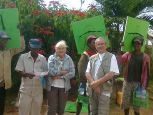 Association Babakoto-France : Mission bien remplie à Antoetra-Zafimaniry