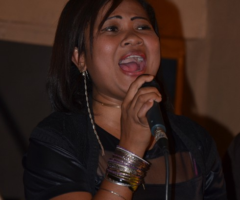 Portrait : Fanjasoa Rakotondrahaja, une chanteuse d'exception