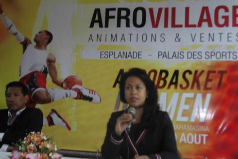 Afrovillage : Un événement commercial en marge de l'Afrobasket