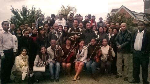 Musique symphonique : Une grande représentation au FJKM Tranovato Ambatonakanga, ce dimanche