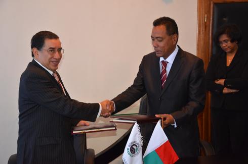 Réhabilitation de routes : Un prêt de 11 millions USD de la BADEA