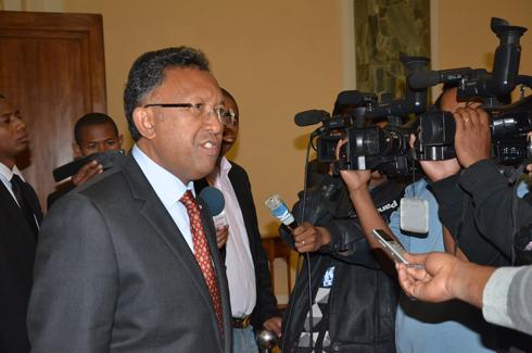 Hery Rajaonarimampianina : Un plan de réconciliation attendu