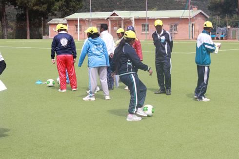 FIFA 11 pour la Santé : Madagascar enclenche la vitesse supérieure !