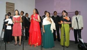 La troupe Jeannette, parmi les artistes à l'affiche des 15 ans de la Feon'Imerina. (Photos d'archives)