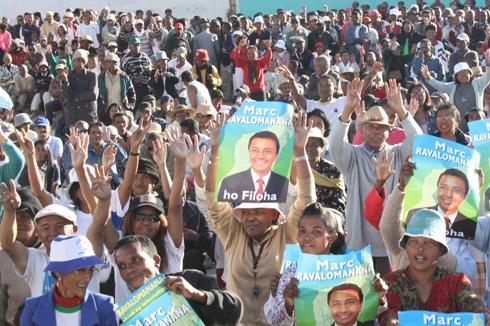 Magro Behoririka : Contre le découpage d'Antananarivo