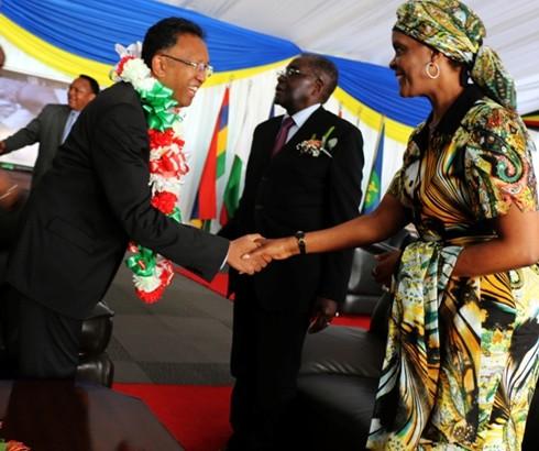 Hery Rajaonarimampianina : « Le retour dans la SADC constitue une étape importante »
