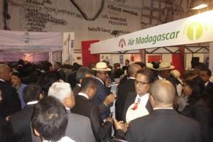 Levier du développement économique, Air Madagascar continue malgré tout d'intéresser les  visiteurs.