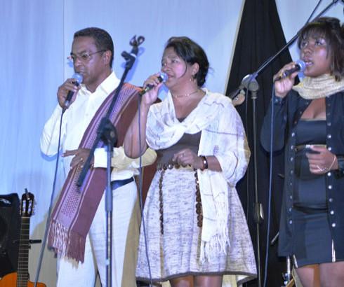 Hommage : Rija, Tosy, Lilie et Mahery chantent Bessa