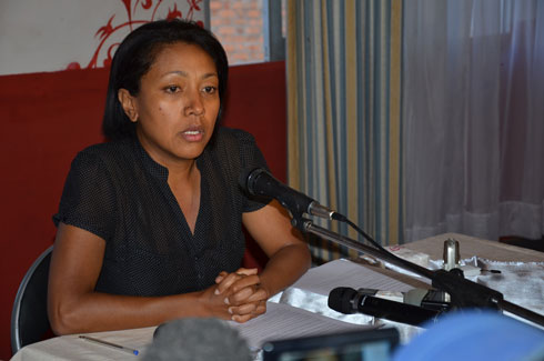 Lila Koumba Randriambololona :  « On m'a forcée à accuser mon mari »