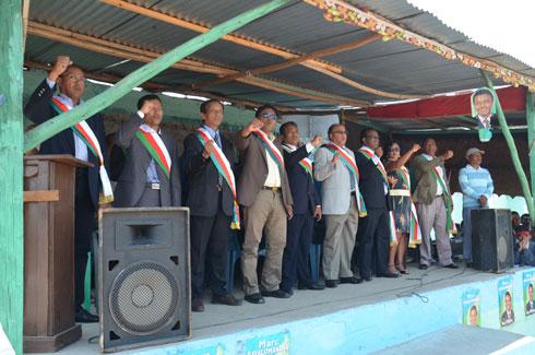 La mouvance Ravalomanana divisée : Ravatomanga, Hanitra et Guy Rivo s'accrochent à leur « seza »