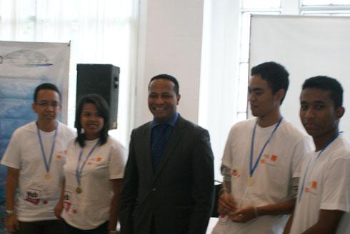 Webcup Océan Indien : Madagascar remporte la victoire !