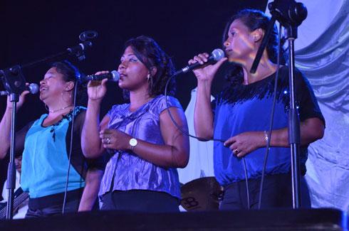« Andao hihira » au CCESCA : Bessa repris avec talent par Rija, Tosy, Lilie and Co